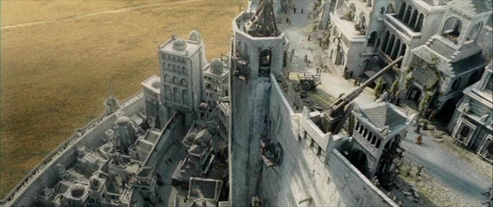 Minas Tirith Varietats