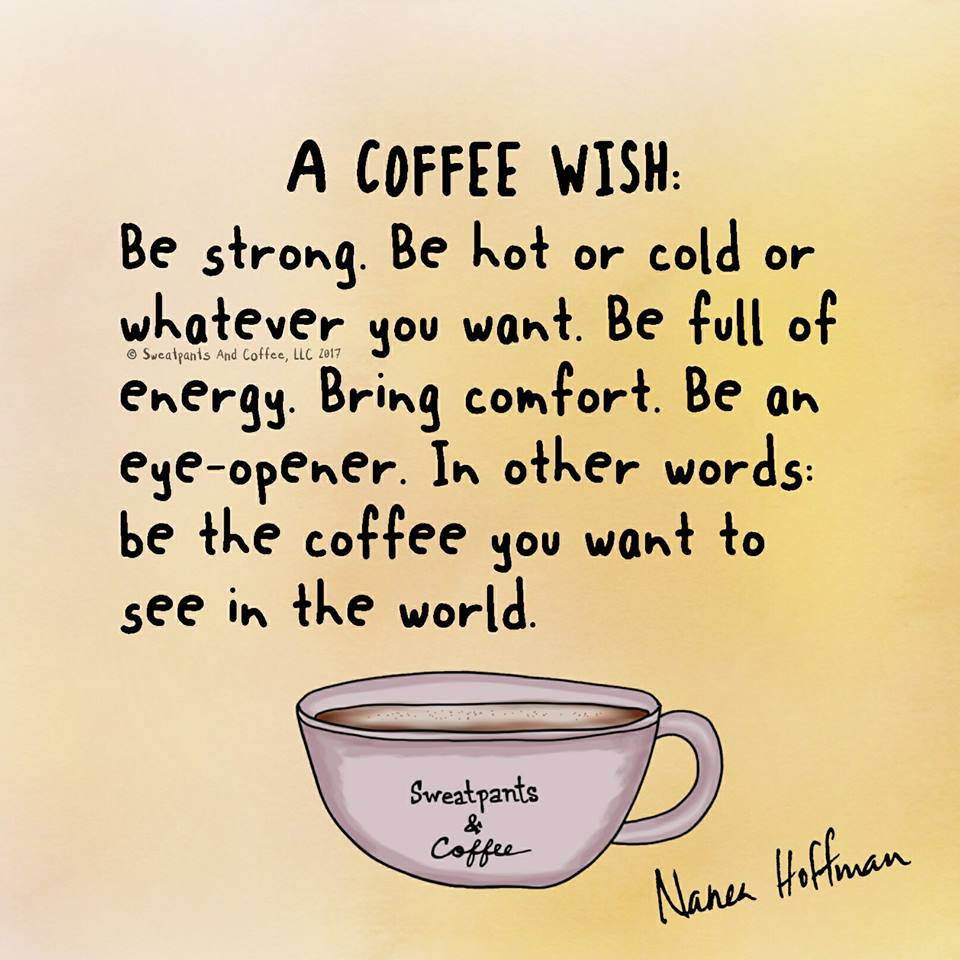 Image result for sweatpants and coffee
